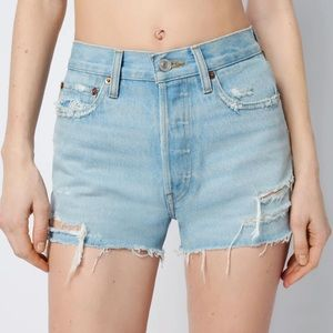 Re/Done 70s High Rise Short 27 NWT